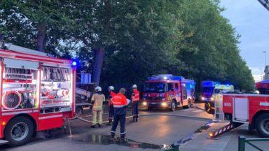 Intempéries : les pompiers ont réalisé 101 interventions en Région bruxelloise