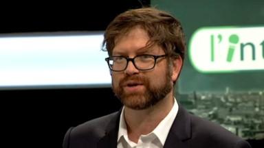 """John Pitseys: """"Il y a beaucoup de peinture verte dans cet accord bruxellois"""""""