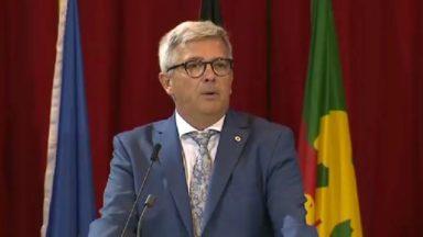 Le président du Parlement flamand Kris Van Dijck (NVA) démissionne, le Vlaams Belang Filip Dewinter le remplace