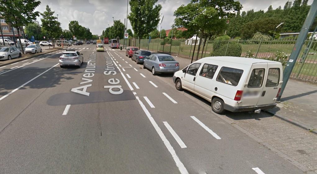 Laeken - Avenue Houba de Strooper