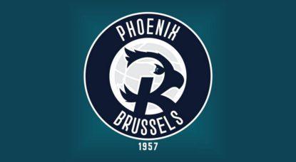 Logo - Phoenix Brussels Basket