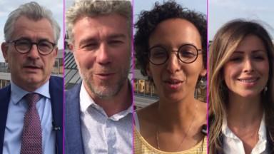 3 questions pour découvrir les nouvelles têtes du gouvernement bruxellois