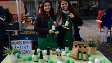Des élèves d'Etterbeek en lice pour la Mini-entreprise européenne de l'année avec une bière bio sans alcool