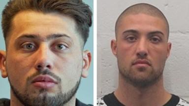 La police fédérale recherche deux auteurs de vols avec violence