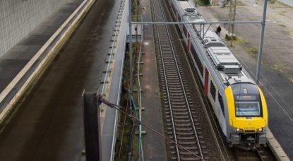 RER SNCB Train - Genval - Belga Benoit Doppagne