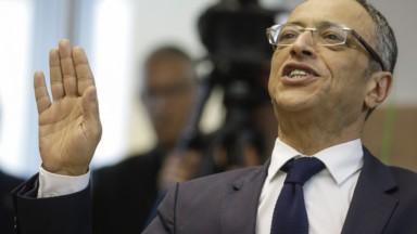 Rachid Madrane, à la tête du Parlement bruxellois, reste finalement ministre à la FWB