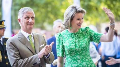 Fête nationale : trois couples royaux iront à la rencontre du public à Bruxelles