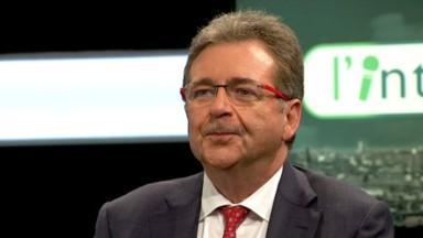 """Rudi Vervoort : """"Il n'y aura pas de nouveaux impôts pour les Bruxellois"""""""