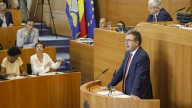 Gouvernement bruxellois : dans les coulisses de la journée de travail de Rudi Vervoort
