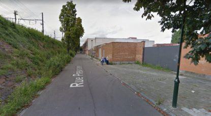 Rue Prévinaire - Anderlecht - Google Street View