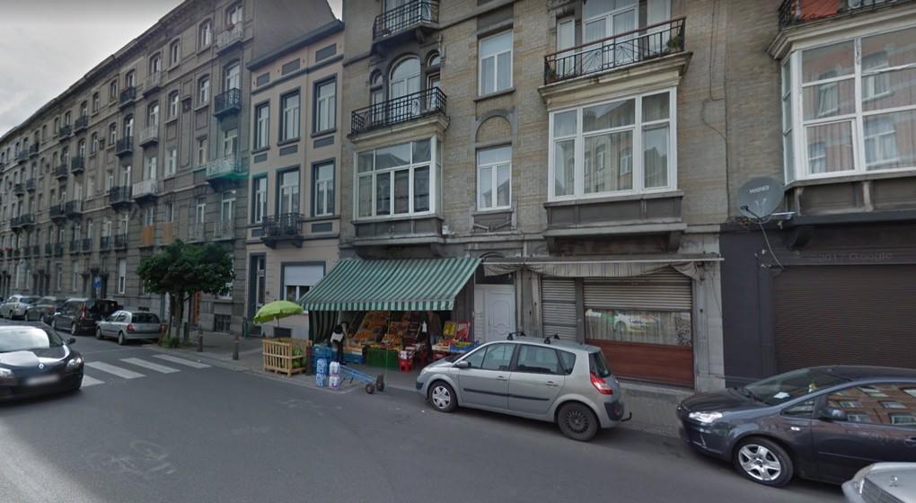 Rue de Mérode - Forest - Google Street View