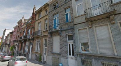 Rue des Ailes - Schaerbeek - Google Street View
