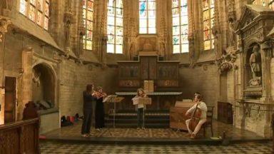 Culture : le Stabat Mater de Pergolèse à la collégiale Saint-Guidon