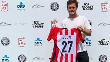 Hockey sur gazon : Tom Boon quitte le Racing pour le Léopold