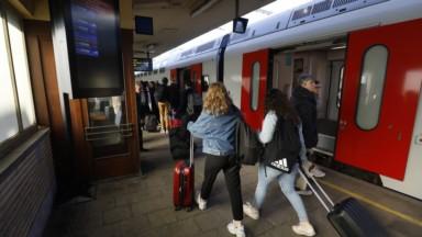 """Un accord entre la SNCB et le gouvernement pour une """"tournée nationale"""""""