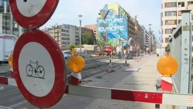 Bruxsel'Air veut discuter de la qualité de l'air lors d'un apéro… sur la rue de la Loi