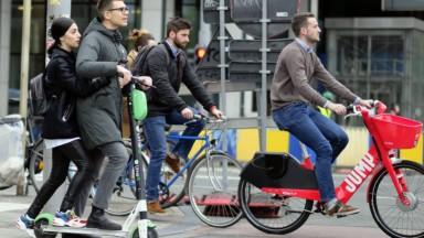 La mobilité partagée se consomme surtout à Ixelles et Bruxelles-ville