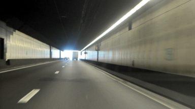 Réouverture du tunnel des Quatre Bras sur le Ring