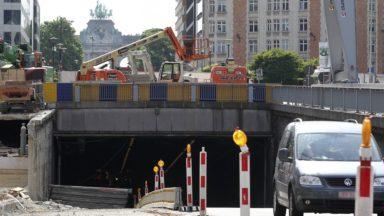 Voici la carte des chantiers de l'été en Région bruxelloise