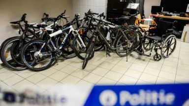 5.000 cyclistes disposent désormais de l'antivol Mybike.brussels