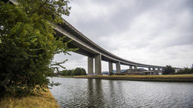 Le concert de Rammstein bouleverse les travaux sur le viaduc de Vilvorde