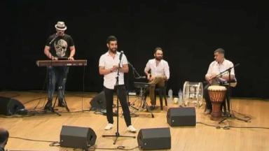 Uccle : rencontre avec le groupe irakien «Babylon Trio» en concert au parc de Wolvendael