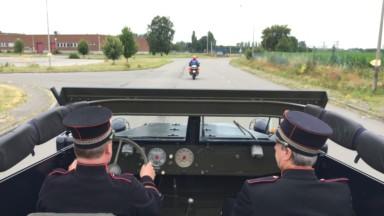 Dernière répétition pour les 75 véhicules civils qui participeront au défilé du 21 juillet
