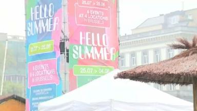 Hello Summer sous la pluie, le festival s'adapte