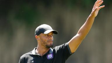 Anderlecht condamné à 5000 euros d'amende pour la double casquette de Kompany