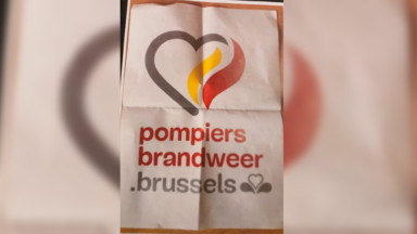 """Les pompiers ne veulent pas d'un nouveau logo : """"Un cœur? Cela ressemble plus à un derrière"""""""