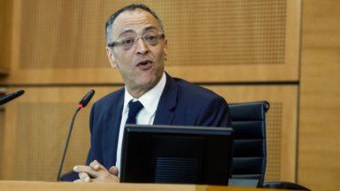 """Rachid Madrane se dit """"à la disposition"""" du parti socialiste"""