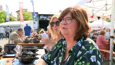 Fête nationale : 2 tonnes et demi de moules sur la place du Jeu de Balles pour le célèbre Resto national