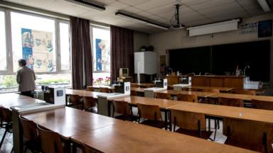 Saint-Gilles: le Lycée Intégral Roger Lallemand suspend ses cours