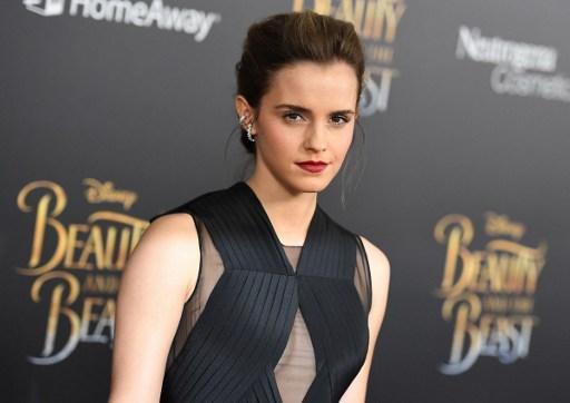 Emma Watson répond à l'appel des femmes harcelées au travail