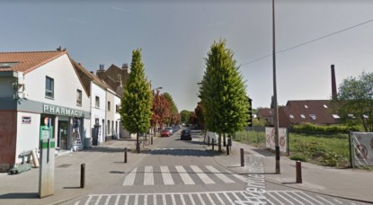 Avenue du Bempt - Forest - Google Street View