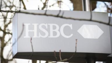 294,4 millions d'euros : HSBC conclut une transaction pénale record avec le parquet de Bruxelles