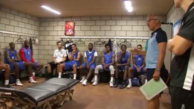 Basket-ball : le Brussels retrouve le chemin des entraînements