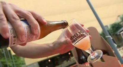 Bières de quartiers - Cimetière d'Ixelles