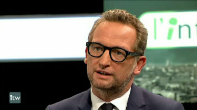 Boris Dilliès : le candidat à la tête du MR bruxellois était l'invité de L'Interview