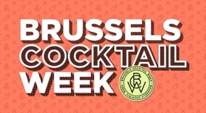 Brussels Cocktail Week - Illustration