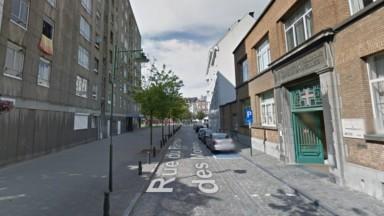 Bruxelles : les pompiers victimes d'un jet de projectile ce lundi soir