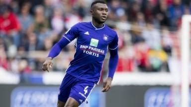 Anderlecht prête Sanneh au club danois d'Aarhus