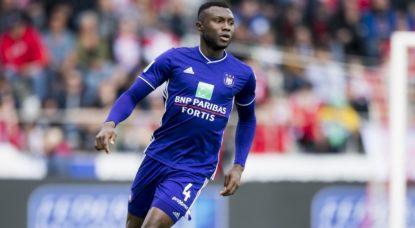 Bubacarr Sanneh - RSC Anderlecht - Belga Jasper Jacobs