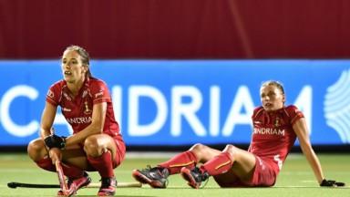 Hockey sur gazon : les Red Panthers battues par l'Espagne et éliminées en poules