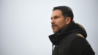 RWDM : l'entraîneur Drazen Brncic quitte le club