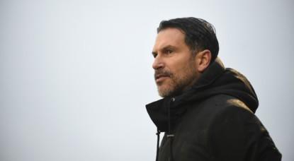 Drazen Brncic - Ex-entraîneur RWDM - Belga John Thys