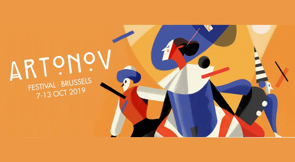 Festival Artonov 2019 - Logo