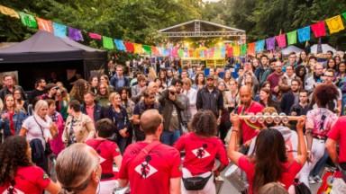 Du 23 au 25 août, la Fiesta Latina fera danser le Bois de la Cambre