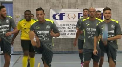 Futsal - AS Schaerbeek Entraînement 2019-2020