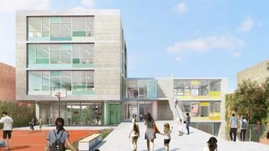 Schaerbeek : des riverains devant le Conseil d'État contre le chantier d'une école
